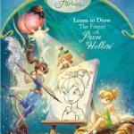 """พร้อมส่งค่ะ UK book for kids """"Learn to Draw the Fairies of Pixie Hollow"""" (Walter Foster Paperback)"""