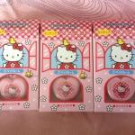 (สินค้าสิทธิ์แลกซื้อเมื่อยอดครบ 500 บาท) Hello Kitty mini playhouse