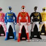 Goseiger Ranger Keys (เ่รนเจอร์คีย์ขบวนการโกเซย์เจอร์)