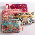 กระเป๋า 2 ซิป คละแบบ คละลาย โหลละ 168 บาท
