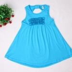 เสื้อผ้าเด็ก ชุดเดรสเด็ก ชุดน่ารัก ไซด์ 100-110-120-130-140
