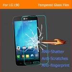 ฟิล์มกระจกนิรภัย Tempered Glass สำหรับ LG L90 - D410