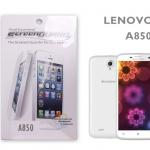 ฟิล์มกันรอยชนิดใส (ตรงรุน) Lenovo A850