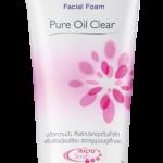 Biore Facial Foam Pure Oil Clear (บิโอเร เฟเซี่ยล โฟม เพียว ออยล์ เคลียร์) 100g