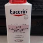 Eucerin pH5 สกินโพรเทคชั่นโลชั่น250มล.(ส่งฟรีEMS)