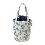 พร้อมส่ง TABASA fabric flowers drawstring bag