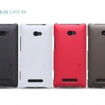 เคสแข็งบาง HTC 8X ยี่ห้อ Nillkin / Imak (**แถมฟิล์ม**)