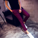 กางเกงขายาวสไตล์เกาหลี
