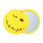 Marc by Marc Jacobs smiling face slide mirror