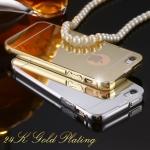 Luxury Mirror Case สำหรับ iPhone 5S / 5Se