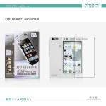 ฟิล์มกันรอยชนิดด้าน Huawei Ascend G6 เกรดพรีเมี่ยม ยี่ห้อ Nillkin Matte Film
