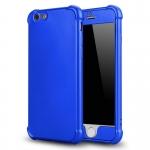 เคสประกบ tpu ไอโฟน 6/6S สีน้ำเงิน