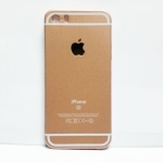 case iphone 5/5s/SE เคสสีพิ้งโรส