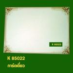 K 85022