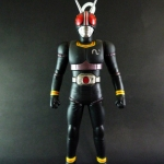 KAMEN Rider Soft Vinyl Rider Black [BANDAI]
