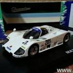 โมเดลรถยนต์ Q-MODEL JAPAN 1/43 Mazda 767B 201T 1990 Le Mans.