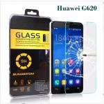ฟิล์มกระจกนิรภัย Tempered Glass สำหรับ Huawei G620 / G620s
