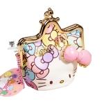 [Preorder] กระเป๋าใส่เหรียญ Hello Kitty แบบที่ 12 (2 ใบ/แพ็ค คละแบบได้) Korean Japanese hello kitty purse Korean cute cartoon fashion ladies bag change clip coins