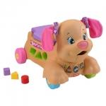 Pink : สุดคุ้ม :) น้องเล่นได้ พี่เล่นดี เป็นทั้งขาไถ ผลักเดิน Laugh & Learn® Stride-to-Ride® Puppy \