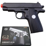 ปืนอัดลม G-2 ZINC ALLOY SHELL AIR SOFT GUN