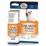 FourPaws Ear Mite น้ำยากำจัดไรหู