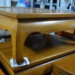 โต๊ะกลางขาสิงห์