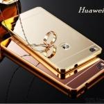 Luxury Mirror Case เคสกระจกสำหรับ Huawei P8
