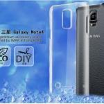 เคสแข็งสีใส Samsung Galaxy Note 4 ยี่ห้อ IMAK Air Crystal II