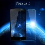 ฟิล์มกระจกนิรภัย Tempered Glass 9H สำหรับ LG Nexus 5 - D821