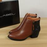 COMING SOON!!! มาแน่จ้า fabulous C Label Hannah-4 boots สี Chestnut สำหรับสาวเท่ มีสไตล์ ในราคาเบาๆค่ะ ^ ^