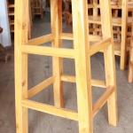 เก้าอี้บาร์ทรงสูงสี่เหลี่ยม