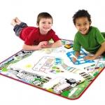 Thomas and Friends Colour Doodle Activities Mat พร้อมส่งค่ะ