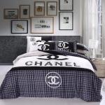 (preorder เมษายน 58) ชุดเครื่องนอนแบรนด์เนม Chanel ราคา clearance จ้า
