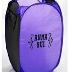 Anna Sui happiness magic purple laundry basket