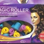 โรลม้วนผม ลอนโปเต้ ลอนเจ้าหญิง Magic leverag Hair roller 1กล่องบรรจุ18ชิ้น