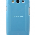 เคส Samsung Galaxy SIII (S3) Nillkin Super (Soft Case) สีฟ้า