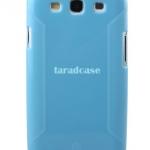 เคส Samsung Galaxy SIII (S3) Nillkin Super (Soft Case) สีฟ้า