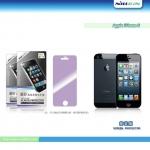 ฟิล์มด้าน ลดรอยนิ้วมือ iPhone 5 / 5S เกรดพรีเมี่ยม ยี่ห้อ Nillkin