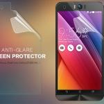 """ฟิล์มด้าน ลดรอยนิ้วมือ Asus Zenfone 2 Selfie 5.5"""" (ZD551KL) เกรดพรีเมี่ยม ยี่ห้อ Nillkin Anti-Glare"""