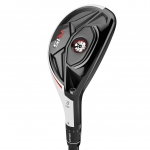 NEW TAYLORMADE R15 RESCUE 21* #4 HYBRID/SPEEDER 77 EVOLUTION FLEX SENIOR