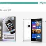ฟิล์มกันรอยแบบด้าน Nokia Lumia 925 เกรดพรีเมี่ยม ยี่ห้อ Nillkin