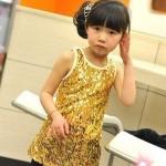 Size 5>> เสื้อสีทองปักเลื่อม (ราคาพิเศษ ปกติขาย 300 กว่านะคะ เพราะปักทั้งตัว)