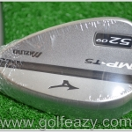 MIZUNO MP-T5 WHITE SATIN WEDGES 52* DYNAMIC GOLD FLEX WEDGE