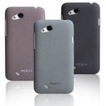 ++ ราคาพิเศษ 300 เท่านั้น ++เคส HTC Desire VC T328D - Rock Quicksand Hard Case เรียบง่ายสไตล์ Classic ผิวด้าน เนื้อทราย ทำจากวัสดุเนื้อแข็ง คุณภาพดี บางเบา