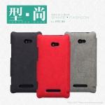 เคสหนังฝาพับ HTC 8X ยี่ห้อ Nillkin Leather Slim