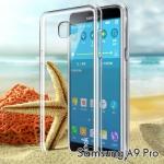 เคสแข็งสีใส Samsung A9 Pro เกรดพรีเมี่ยม ยี่ห้อ IMAK