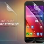 """ฟิล์มด้าน ลดรอยนิ้วมือ Asus Zenfone 2 (5.0"""") เกรดพรีเมี่ยม ยี่ห้อ Nillkin Anti-Glare"""
