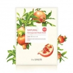 The Saem Natural Pomegranate Mask Sheet สำเนา