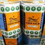ยาหม่องตราเสือ (Tiger Balm)