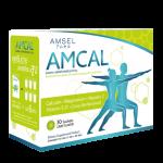 Amcal แอมแคล แคลเซียมสำหรับทุกเพศทุกวัย เสริมสร้างความแข็งแรงของกระดูก ข้อต่อ และฟัน